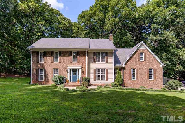 6516 Nc 96 Highway, Youngsville, NC 27596 (#2398420) :: The Jim Allen Group