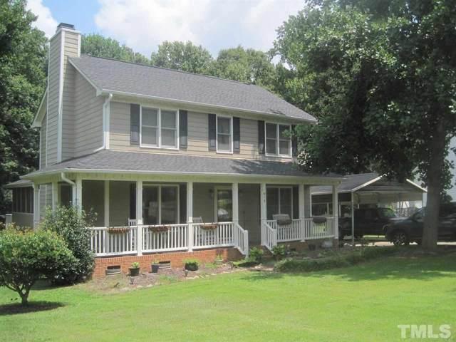 613 Jordan Ridge Lane, Raleigh, NC 27603 (MLS #2398508) :: The Oceanaire Realty