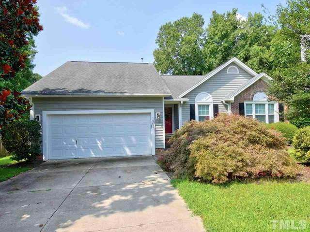 1903 Green Ford Lane, Apex, NC 27502 (MLS #2398515) :: The Oceanaire Realty