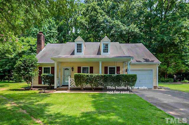 5321 Thistlebrook Court, Raleigh, NC 27610 (#2398541) :: Raleigh Cary Realty