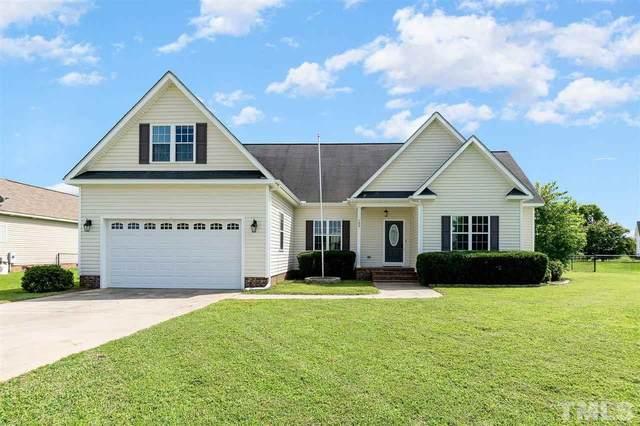 102 Bluecrest Lane, Goldsboro, NC 27534 (#2398551) :: Scott Korbin Team