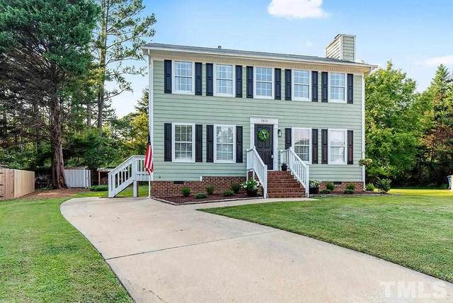 7413 Wisconsin Court, Raleigh, NC 27615 (#2398555) :: Bright Ideas Realty