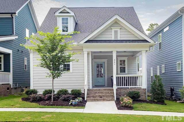 661 Great Ridge Parkway, Chapel Hill, NC 27516 (MLS #2398568) :: EXIT Realty Preferred