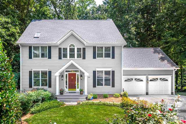 110 Colburn Point, Chapel Hill, NC 27516 (#2398581) :: Bright Ideas Realty