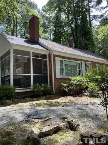27 Dogwood Acres Drive, Chapel Hill, NC 27516 (#2398614) :: The Perry Group