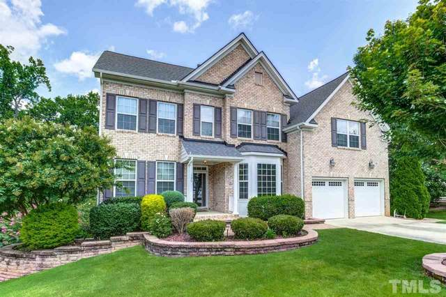 120 Forbes Road, Wake Forest, NC 27587 (#2398616) :: Raleigh Cary Realty