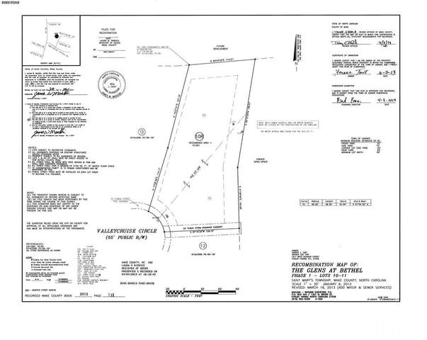 155 Valleycruise Circle, Garner, NC 27529 (#2398646) :: Realty One Group Greener Side