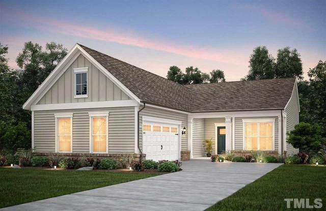 932 Del Webb Manor Avenue Dwt Lot 61, Wake Forest, NC 27587 (#2398649) :: Kim Mann Team