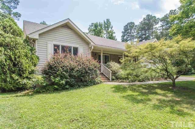 6605 Glen Forrest Drive, Chapel Hill, NC 27517 (#2398654) :: Log Pond Realty