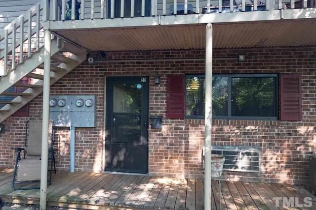 130 S Estes Drive E9, Chapel Hill, NC 27514 (#2398657) :: The Perry Group