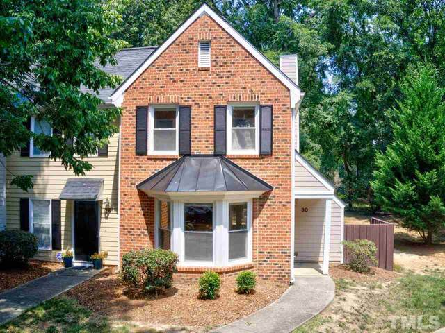 1 Forest Glen Drive #30, Chapel Hill, NC 27517 (#2398710) :: Triangle Top Choice Realty, LLC