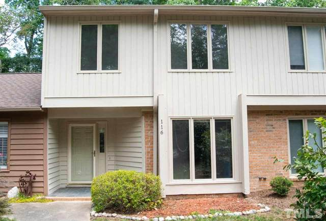 116 Gristmill Lane, Chapel Hill, NC 27514 (#2398715) :: Raleigh Cary Realty