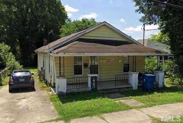 2705 Fayetteville Street, Durham, NC 27707 (#2398717) :: The Jim Allen Group