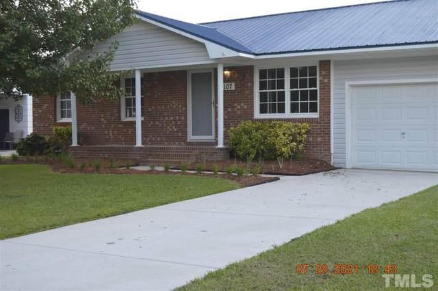 107 Pine Street, Dunn, NC 28334 (#2398731) :: The Tammy Register Team