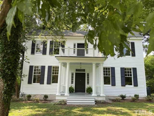 313 W Noble Street, Louisburg, NC 27549 (#2398736) :: The Jim Allen Group