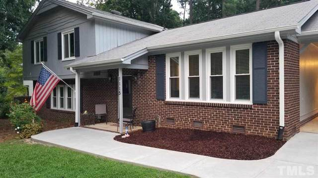 1115 Manchester Drive W, Cary, NC 27511 (#2398751) :: The Perry Group