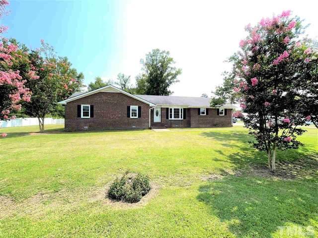 114 Sunflower Drive, Goldsboro, NC 27530 (#2398762) :: Scott Korbin Team