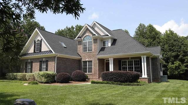 1150 Smith Creek Way, Wake Forest, NC 27587 (MLS #2398812) :: The Oceanaire Realty