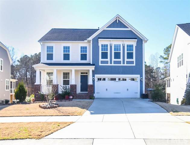 912 Woodland Grove Way, Wake Forest, NC 27587 (#2398830) :: The Jim Allen Group