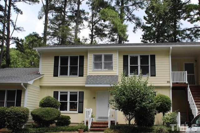 121 Westview Drive #20, Carrboro, NC 27510 (#2398836) :: The Perry Group