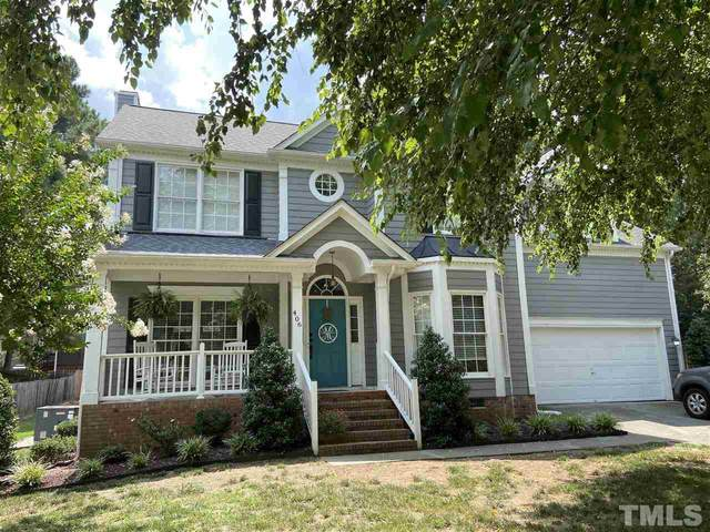 406 Catlin Road, Cary, NC 27519 (MLS #2398840) :: The Oceanaire Realty