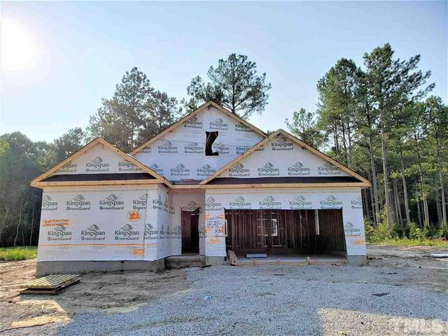 390 Whistle Post Drive Lot 21, Selma, NC 27576 (#2398845) :: Marti Hampton Team brokered by eXp Realty
