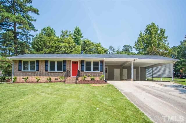 800 Springview Trail, Garner, NC 27529 (#2398846) :: Realty One Group Greener Side