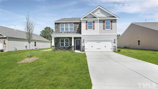 236 Simply Country Lane, Lillington, NC 27546 (MLS #2398860) :: The Oceanaire Realty