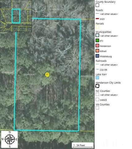 Lot 67 Pool Rock Road, Henderson, NC 27537 (#2398866) :: Dogwood Properties