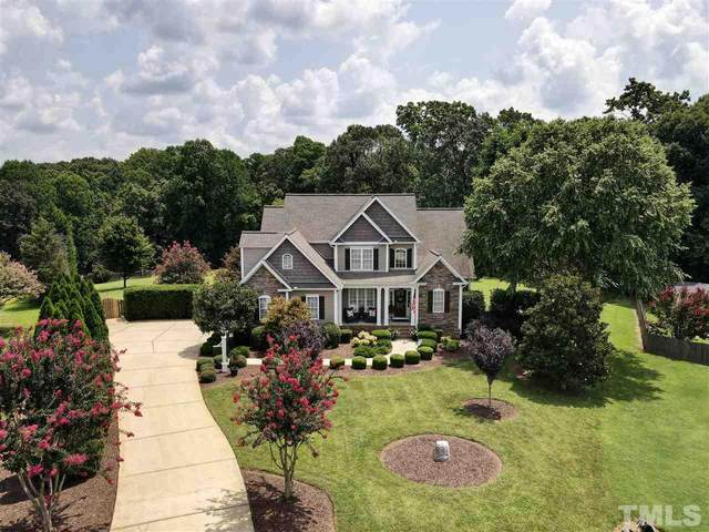 3526 Bluebonnet Drive, Wake Forest, NC 27587 (MLS #2398868) :: The Oceanaire Realty