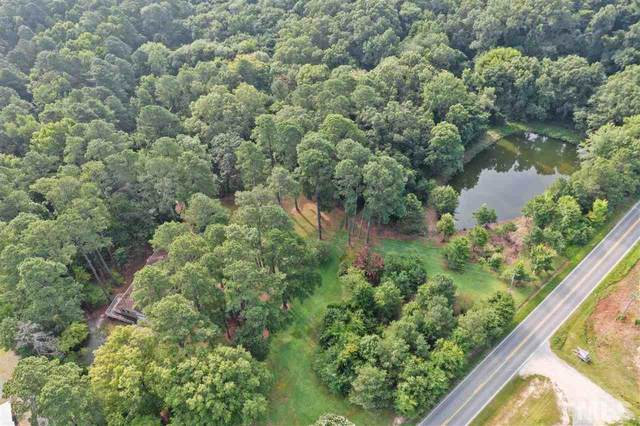 930 Farrington Point Road, Chapel Hill, NC 27517 (MLS #2398880) :: The Oceanaire Realty