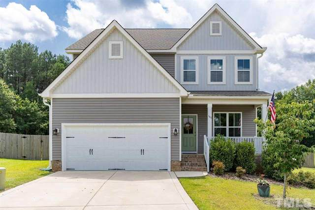 185 Mary Meadows Lane, Clayton, NC 27520 (#2398888) :: Scott Korbin Team