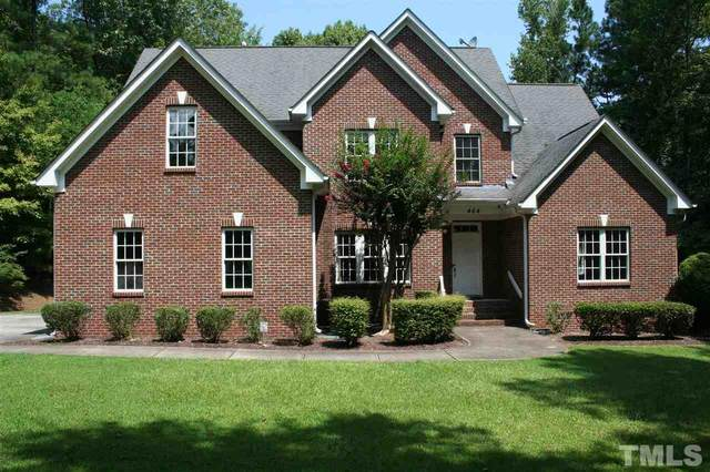 464 Hickory Trace Lane, Durham, NC 27713 (MLS #2398898) :: The Oceanaire Realty
