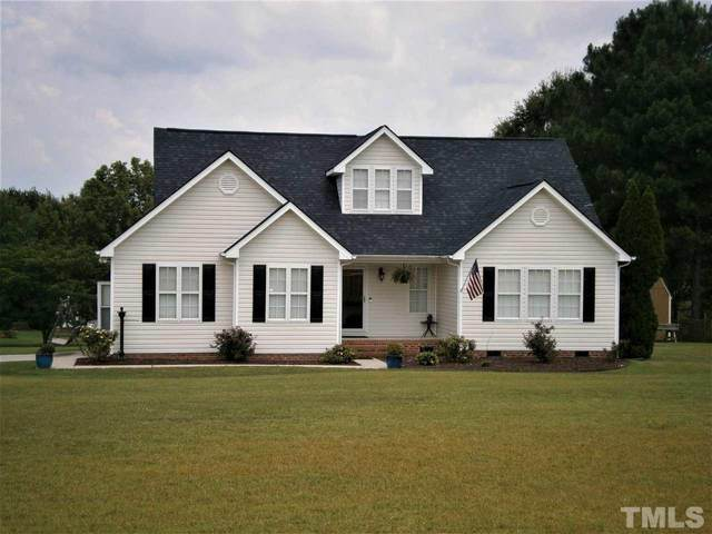 205 Blackberry Creek Drive, Willow Spring(s), NC 27592 (#2398902) :: The Jim Allen Group