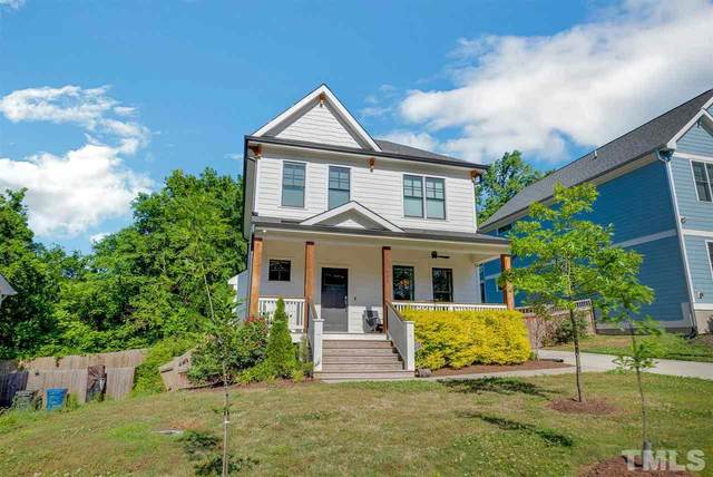 1110 Scout Drive, Durham, NC 27707 (#2398907) :: Marti Hampton Team brokered by eXp Realty