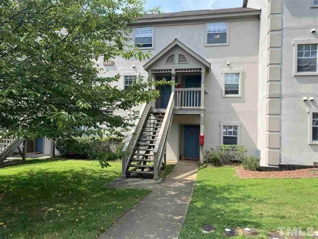 2522 Avent Ferry Road #102, Raleigh, NC 27606 (#2398925) :: Kim Mann Team
