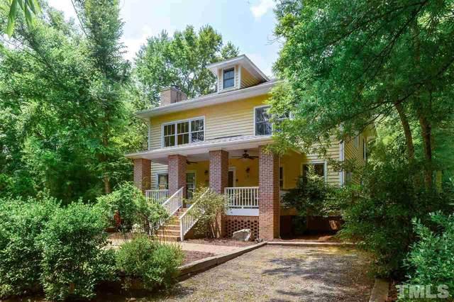 407A Hillsborough Street, Chapel Hill, NC 27514 (#2398933) :: The Perry Group