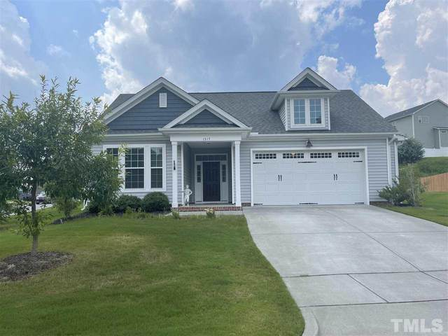 1517 Sunny Days Drive, Knightdale, NC 27545 (#2398963) :: The Jim Allen Group