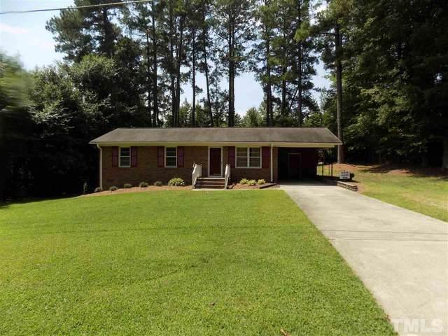 107 Fox Park Road, Louisburg, NC 27549 (#2398964) :: The Jim Allen Group