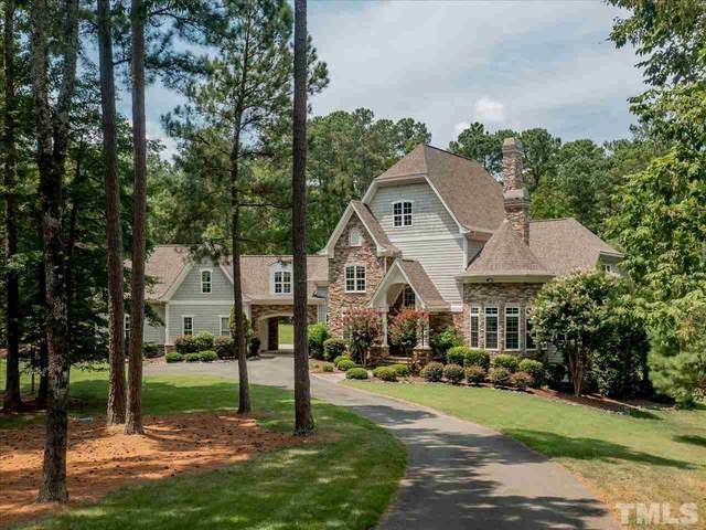 52 Gentle Winds Drive, Chapel Hill, NC 27517 (MLS #2398981) :: On Point Realty