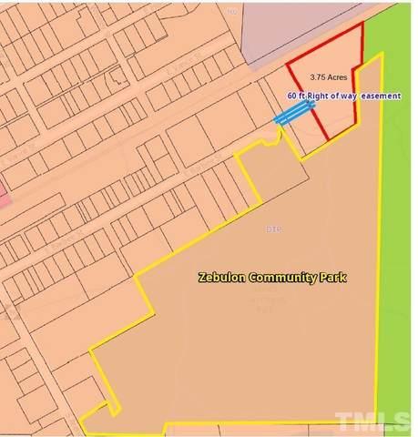 0 E Barbee Street E, Zebulon, NC 27597 (#2398984) :: Realty One Group Greener Side