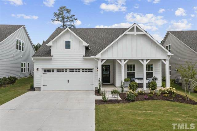 513 Oaks End Drive, Holly Springs, NC 27540 (MLS #2399022) :: The Oceanaire Realty