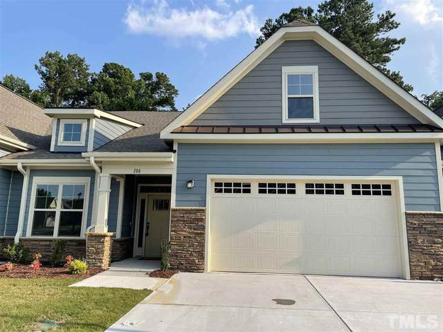 108 Thornwhistle Place, Garner, NC 27529 (#2399078) :: Realty One Group Greener Side