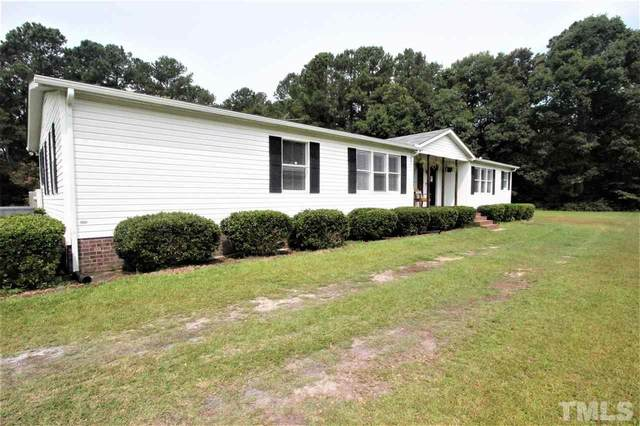 1860 Adcock Road, Lillington, NC 27546 (MLS #2399090) :: The Oceanaire Realty