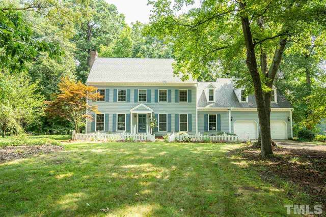 6368 Whitted Road, Fuquay Varina, NC 27526 (MLS #2399091) :: The Oceanaire Realty