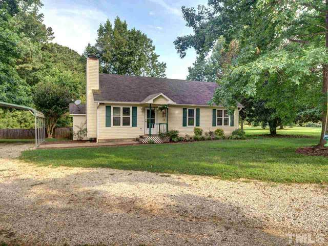 140 Mill Creek Drive, Youngsville, NC 27596 (#2399111) :: The Jim Allen Group