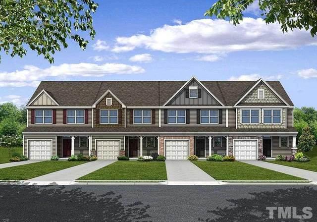 1137 Arbor Edge Lane #48, Durham, NC 27703 (MLS #2399116) :: The Oceanaire Realty