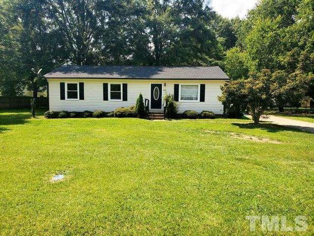 1108 S 6TH St, Lillington, NC 27546 (MLS #2399120) :: The Oceanaire Realty