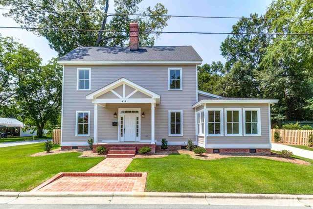 414 S First Street, Smithfield, NC 27577 (MLS #2399126) :: The Oceanaire Realty
