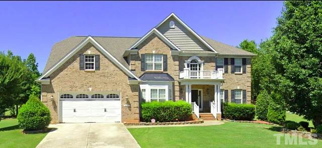 510 Clubhouse Drive, Youngsville, NC 27596 (#2399130) :: The Jim Allen Group